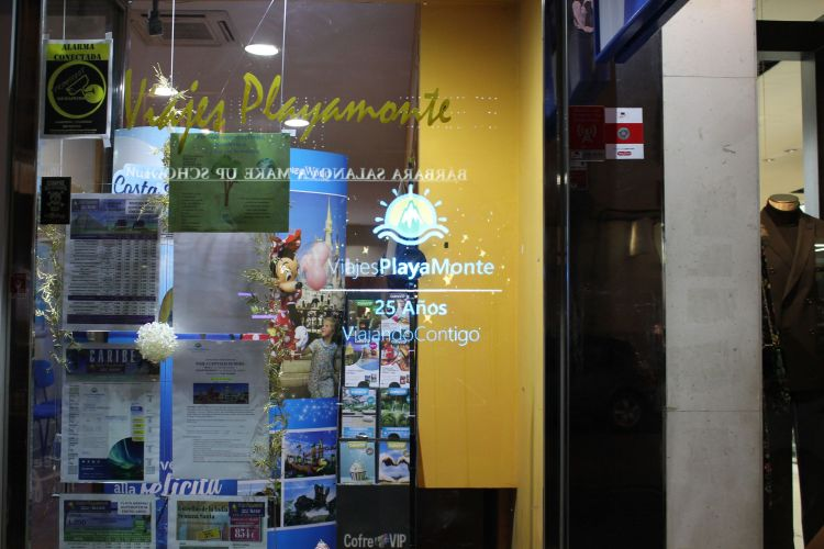 ESCAPARATE HOLOGRÁFICO PLAYAMONTE